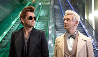 David Tennet e Michael Sheen retornam para a série STAGED da BBC sobre a quarentena