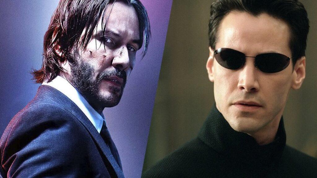 John Wick seria Neo em Matrix