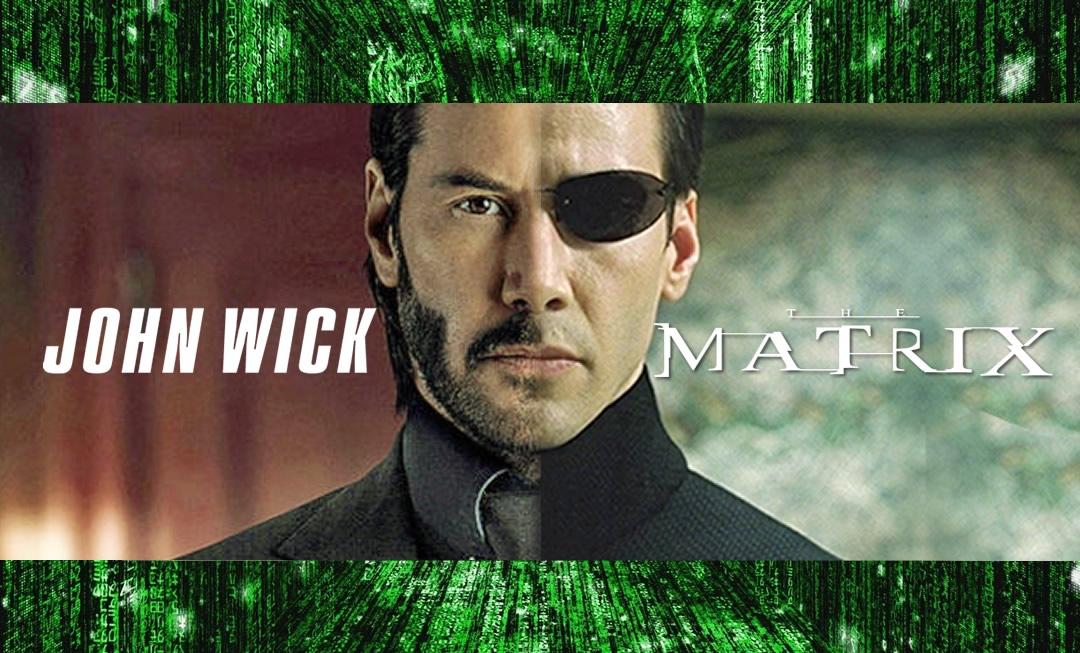 John Wick seria um videogame dentro de Matrix?