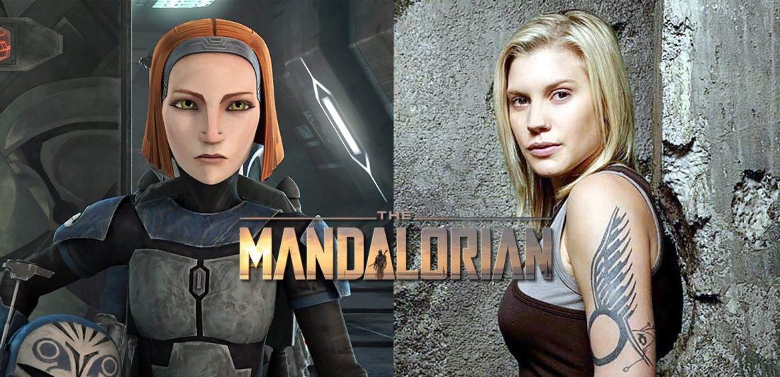 The Mandalorian | Katee Sackhoff irá interpretar Bo-Katan na segunda temporada