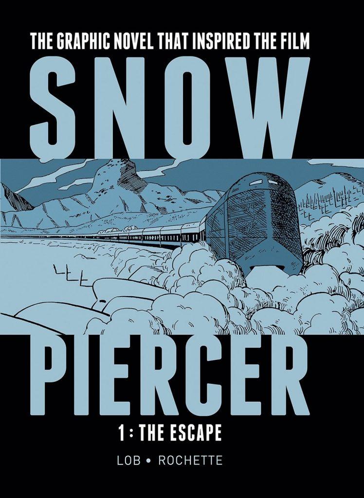 Le Transperceneige - Graphic novel francesa pós-apocalíptica criada por Jacques Lob e Jean-Marc Rochette