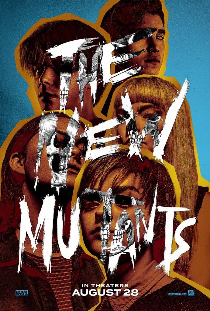 Novos Mutantes lançamento para agosto de 2020
