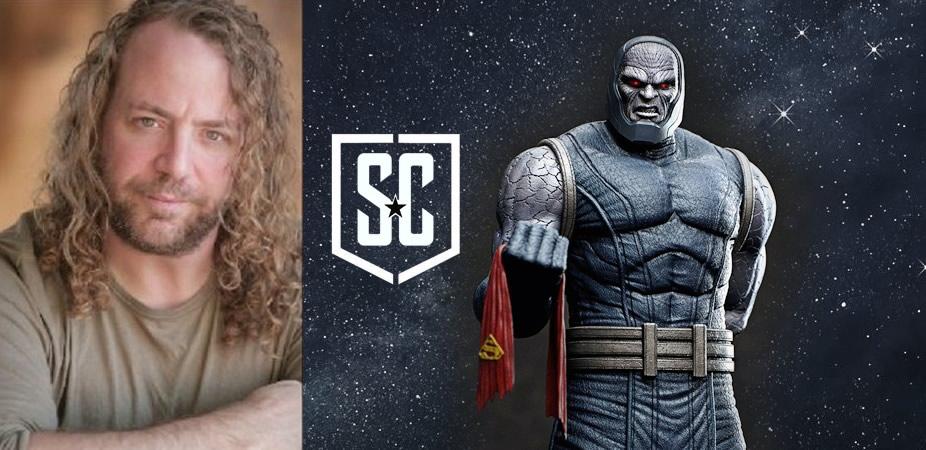 Ray Porter confirma que Darkseid estará presente no SNYDER CUT