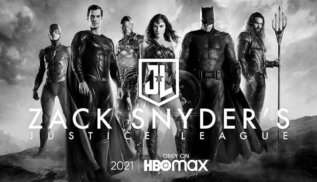 SNYDER CUT | Liga da Justiça versão de Zack Snyder chega ao HBO Max em 2021