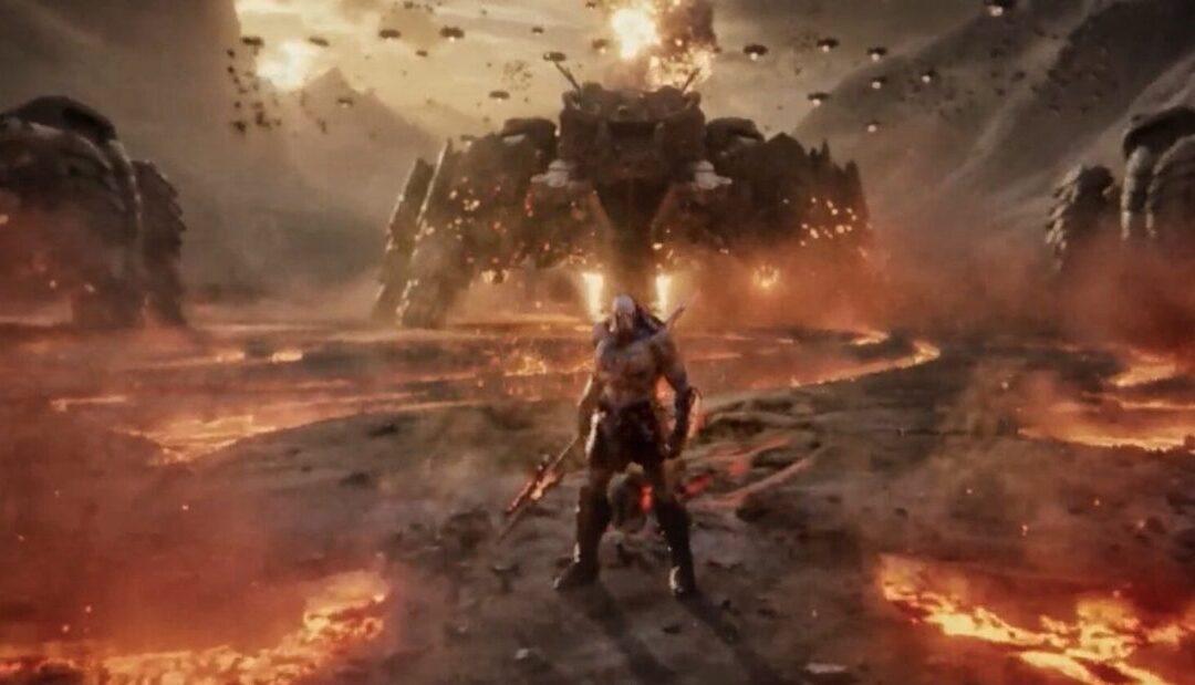 SNYDER CUT | Zack Snyder compartilha foto de Darkseid de sua versão de Liga da Justiça