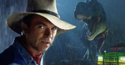 Sam Neill espera retomar a produção de Jurassic World Dominion em Julho