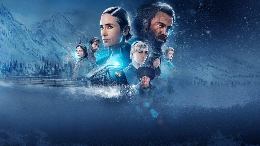 Snowpiercer 2020 Seriado Netflix interpretado Jennifer Connelly 1024x576 - Expresso do Amanhã com Chris Evans é melhor que a série Snowpiercer da Netflix?