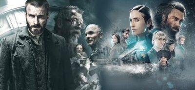 Expresso do Amanhã com Chris Evans é melhor que a série Snowpiercer da Netflix?