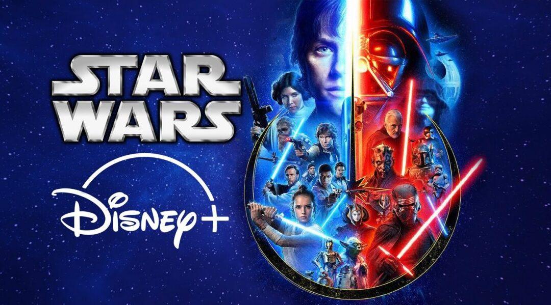 Saga Skywalker | Disney divulga pôster oficial do lançamento