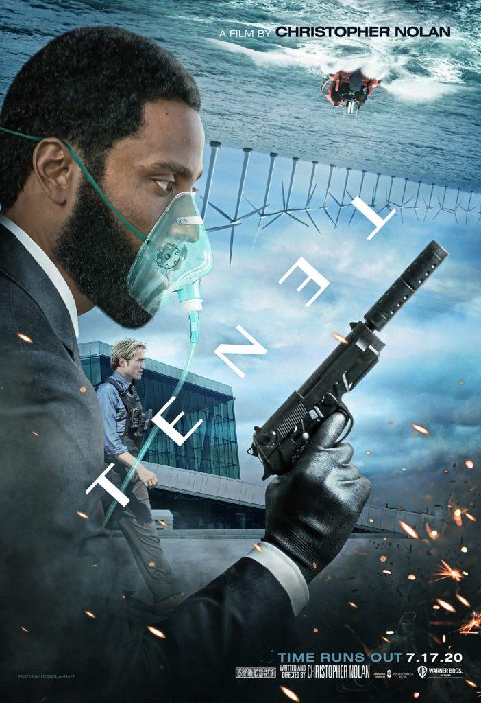 TENET - Filme de Christopher Nolan