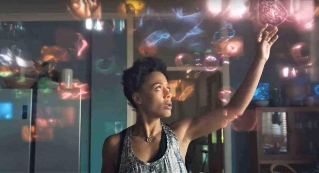 The FEED Amazon Prime Video Distopia 1024x554 - The Feed | Série de ficção científica da Amazon Prime Vídeo explorando o mundo do compartilhamento digital e suas implicações