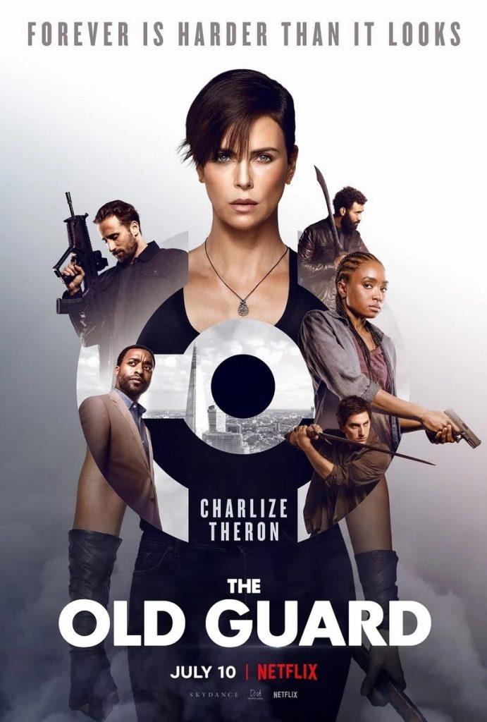 The Old Guard Charlize Theron Guerreira Imortal novo filme na Netflix 691x1024 - The Old Guard | Charlize Theron é guerreira imortal em trailer do novo filme da NETFLIX