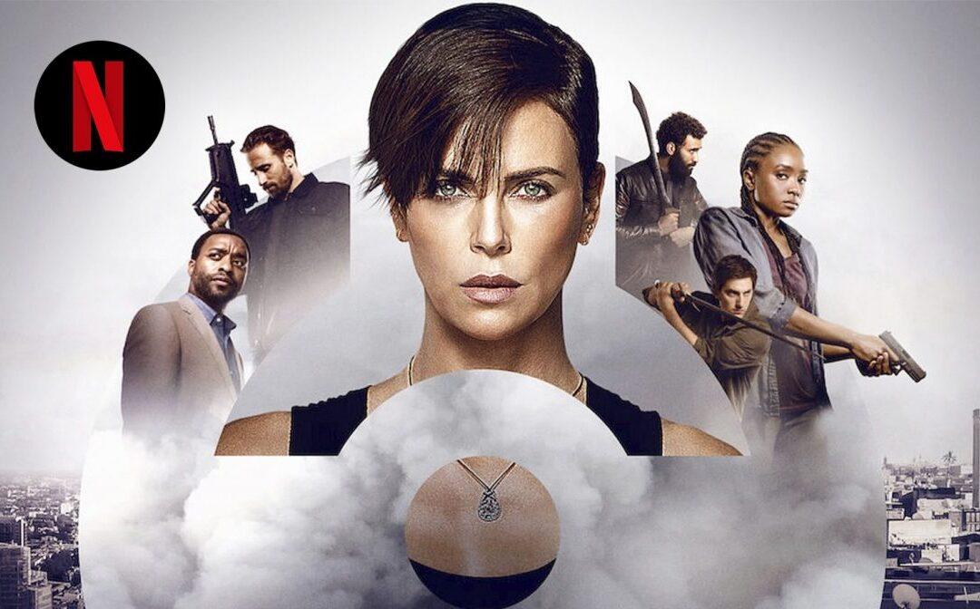 The Old Guard | Charlize Theron é guerreira imortal em trailer do novo filme da NETFLIX