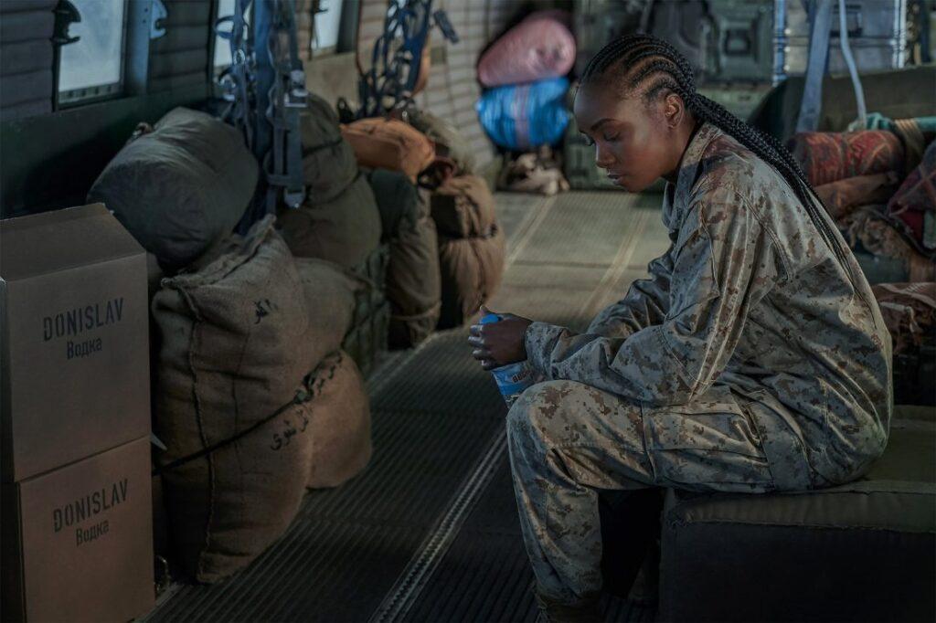 The Old Guard - Charlize Theron em filme da Netflix