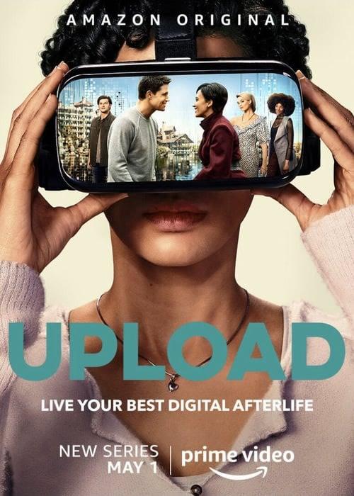 UPLOAD | Série na Amazon Prime Video com  Robbie Amell