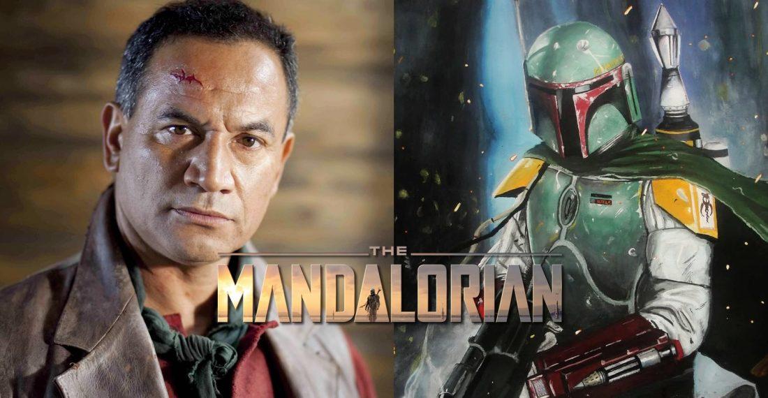 The Mandalorian | 2ª temporada com Boba Fett com o ator original Temuera Morrison