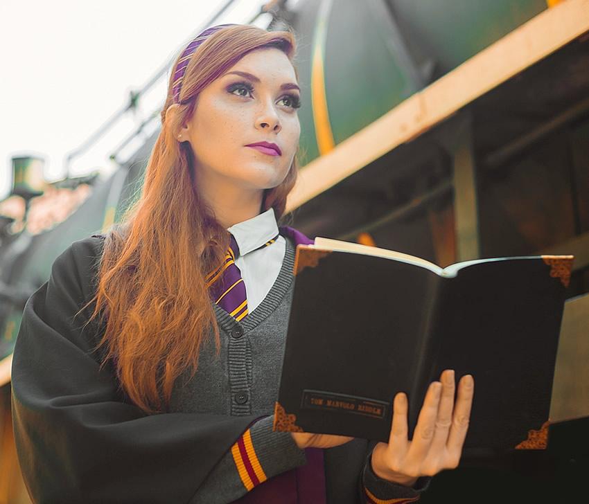 Bianca Contursi Harry Potter Cosplay - Bianca Contursi - Cosplay