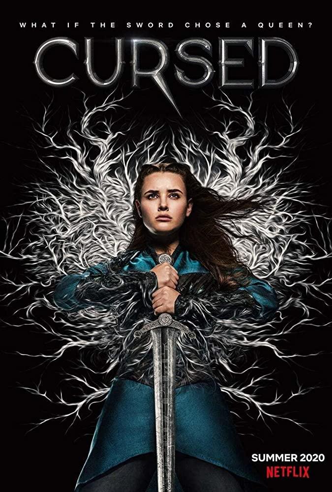 Cursed Netflix releitura da lenda do Rei Arthur - Cursed - A Lenda do Lago | Série da Netflix baseado no romance ilustrado de Frank Miller