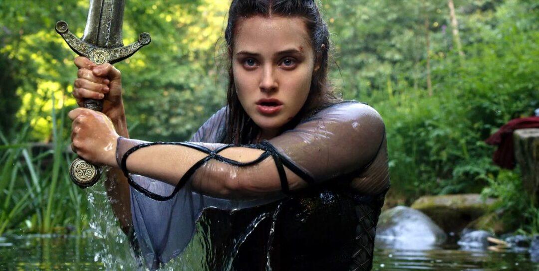 Cursed – A Lenda do Lago   Série da Netflix baseado no romance ilustrado de Frank Miller