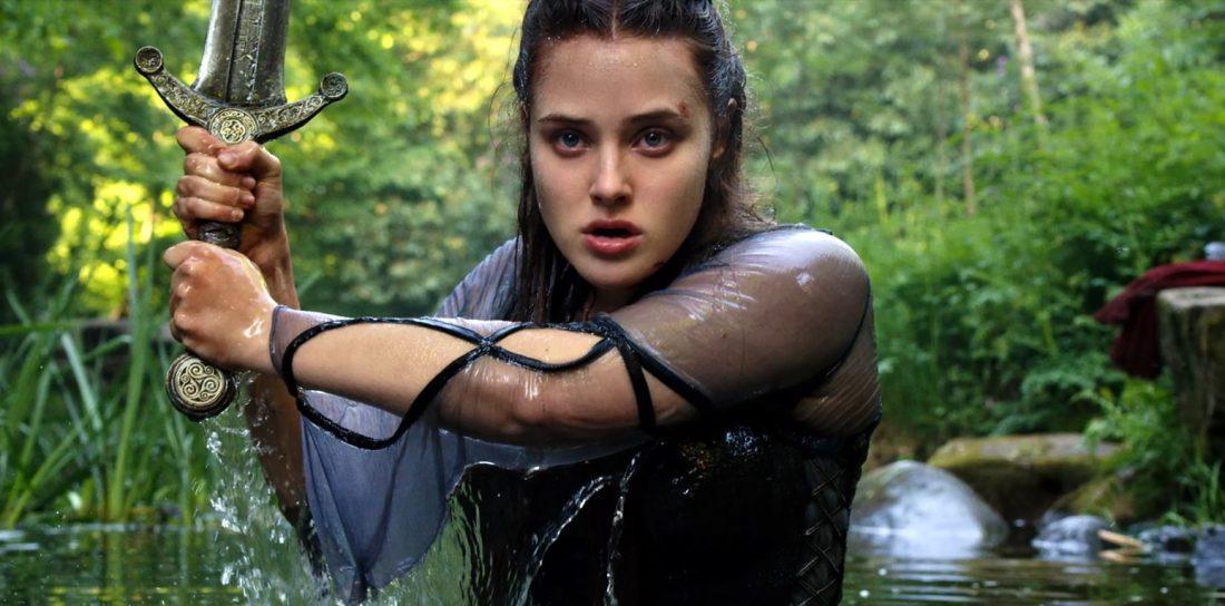 Cursed série Netflix - Releitura da lenda do Rei Arthur