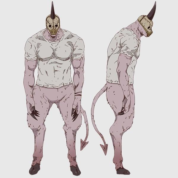 Asu, um demônio