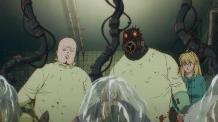Dorohedoro Episodio1 Netflix - Dorohedoro | Conheça a primeira temporada da série anime na Netflix