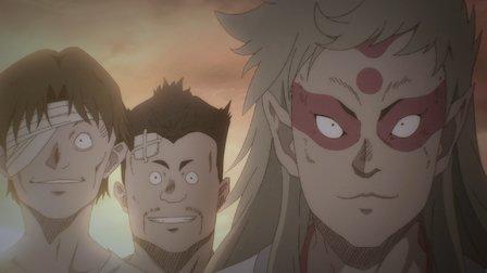 Dorohedoro Episodio11 Netflix - Dorohedoro | Conheça a primeira temporada da série anime na Netflix