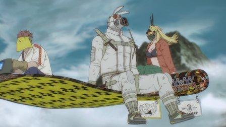 Dorohedoro Episodio5 Netflix - Dorohedoro | Conheça a primeira temporada da série anime na Netflix