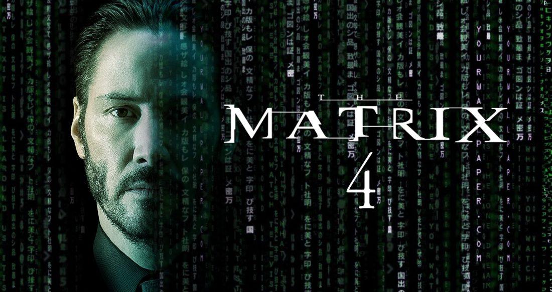 MATRIX 4 | Keanu Reeves e Carrie-Anne Moss disseram que Lana Wachowski fez um belo roteiro