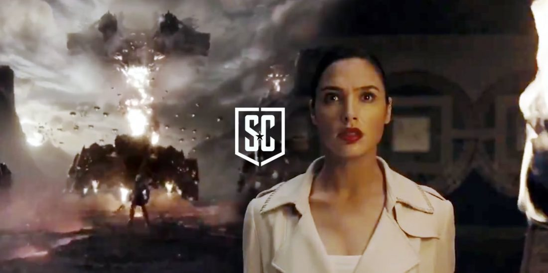 SNYDER CUT | Zack Snyder divulga teaser no Twitter