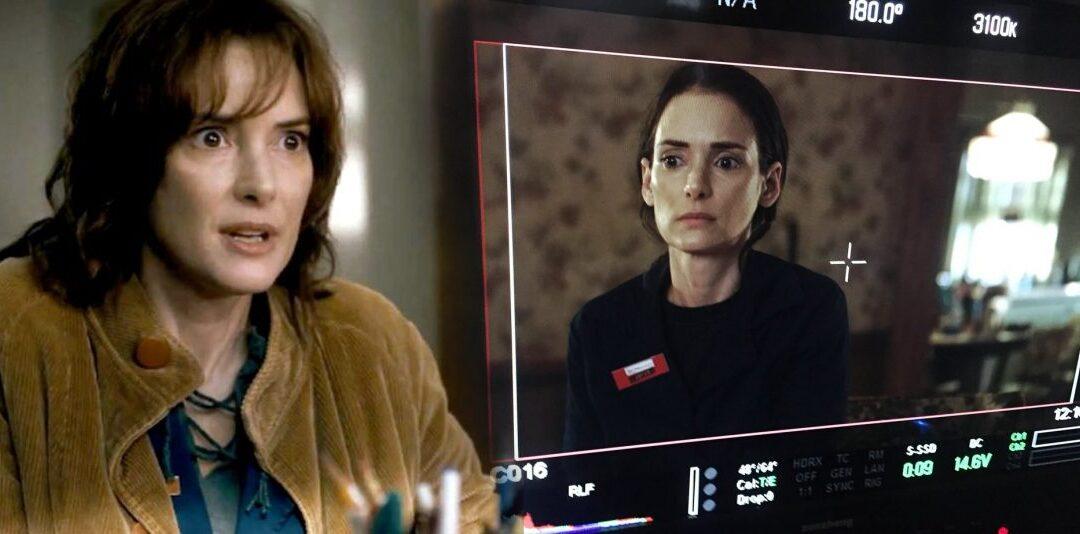 Stranger Things   Imagens antigas de bastidores mostra a mudança de Winona Ryder