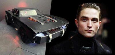 The Batman | O artista Jeff Frost fez um modelo do Batmóvel de Robert Pattinson