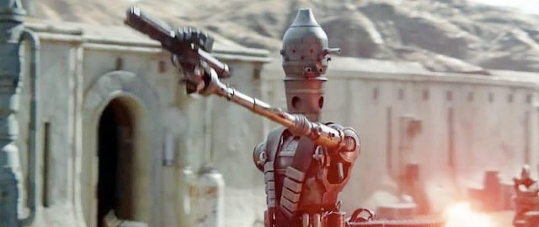 The Mandalorian Primeira Temporada NDroid Assassino - The Mandalorian | Quiz da Primeira Temporada