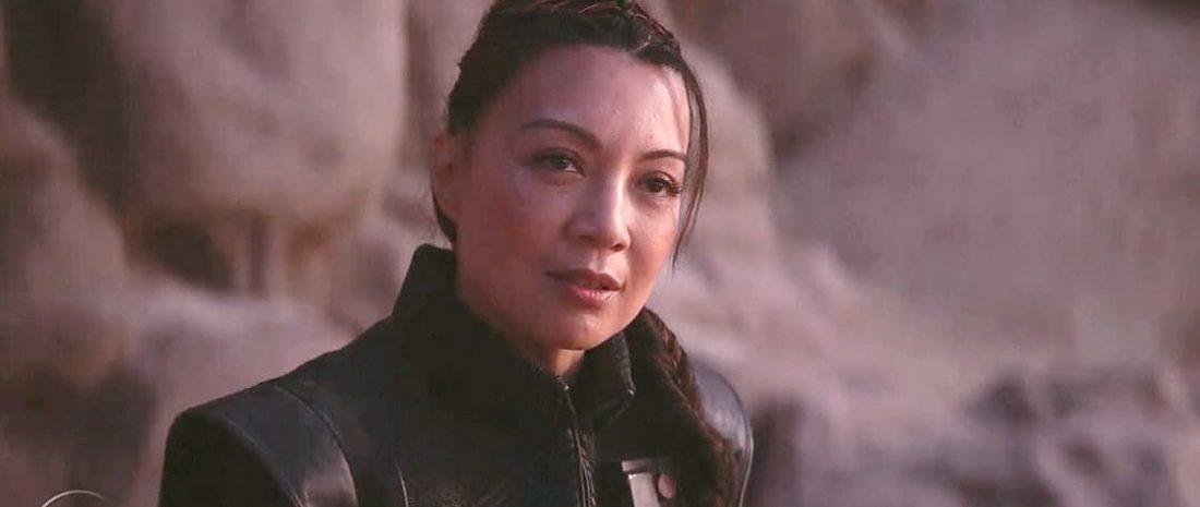 The Mandalorian Primeira Temporada Personagem de Ming Na Wen - The Mandalorian | Quiz da Primeira Temporada