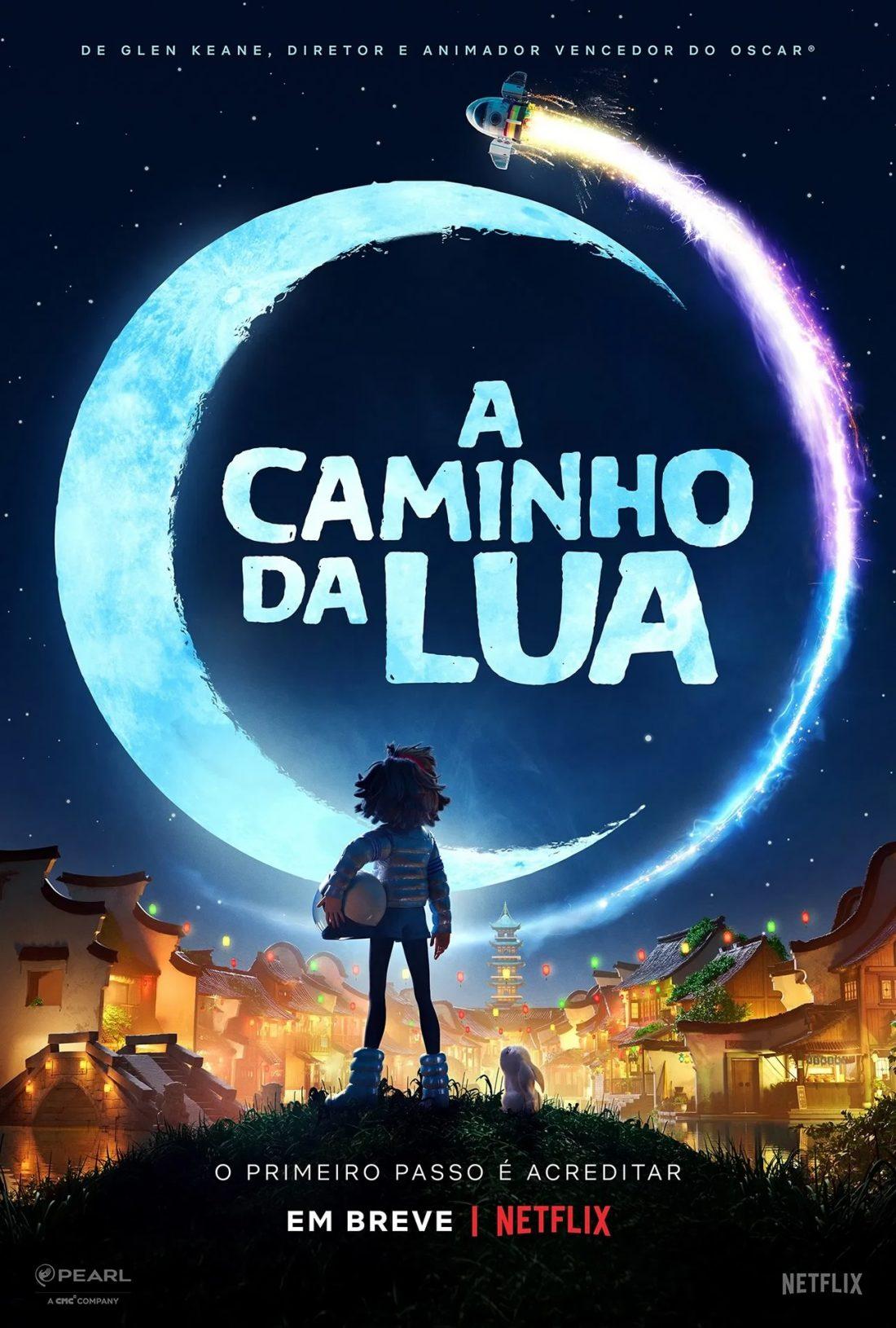 A CAMINHO DA LUA | Trailer da nova animação da Netflix dirigida por Glen Keane