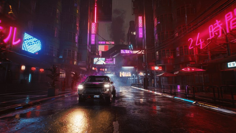 Cyberpunk 2077   Game com Keanu Reeves tem trailer mostrando a parte noturna da cidade