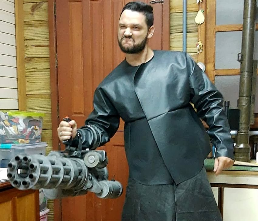 eduzcosplay cosplay nemesis montagem 2 - Eduardo Margarida - Cosplay