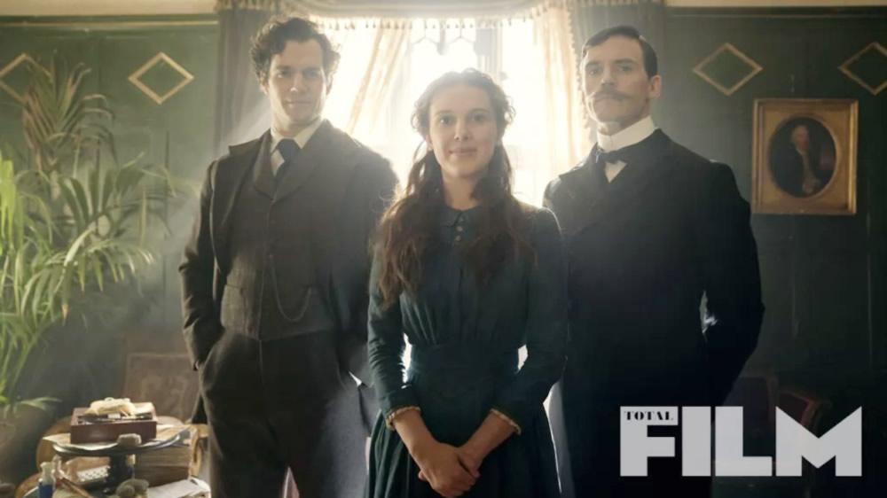 ENOLA HOLMES da Netflix com Millie Bobby Brown e Henry Cavill tem novas imagens divulgadas