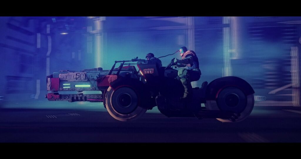 juiz dredd animacao estudio aixa 10 1024x540 - JUIZ DREDD   Animação teste do Studio AiXA cai na internet