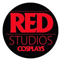 red studio logo - Eduardo Margarida - Cosplay