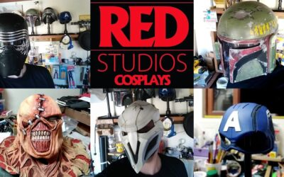 RED STUDIOS – Cosplay e Acessórios