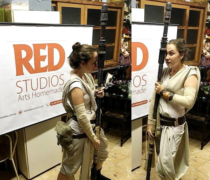 red studios star wars 4 - RED STUDIOS - Cosplay e Acessórios