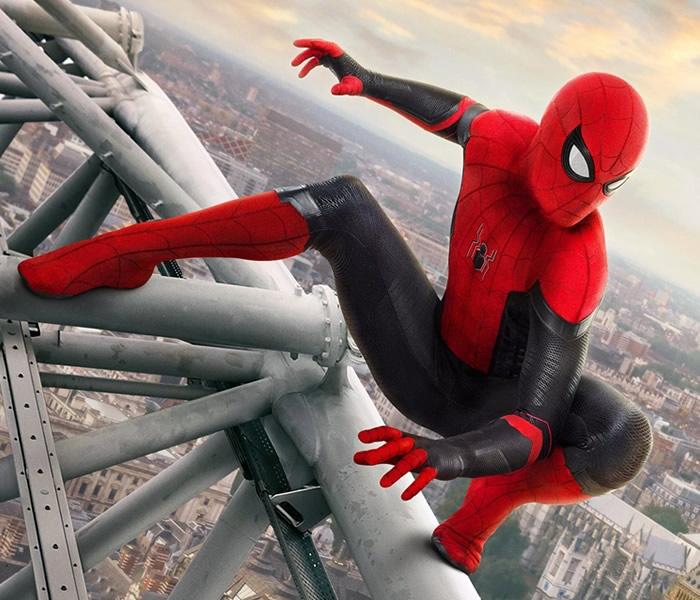 Puzzle - Quebra-Cabeças Spiderman