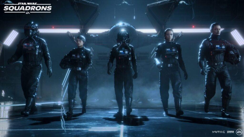 STAR WARS: SQUADRONS | EA Games divulgou o trailer de jogabilidade