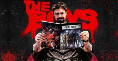 The Boys | Segunda temporada divulgada data de lançamento e a personagem Stormfront