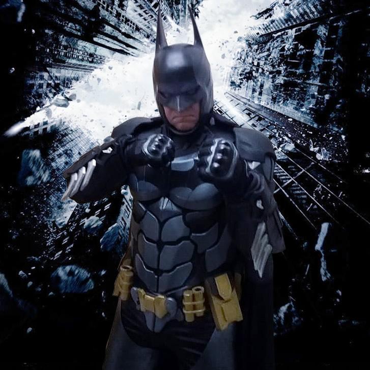 altevir frank batman de curitiba 2 - Altevir Frank Batman de Curitiba - Cosplayer