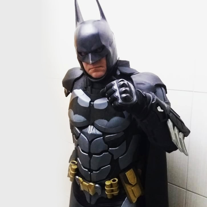 altevir frank batman de curitiba eventos 2 - Altevir Frank Batman de Curitiba - Cosplayer