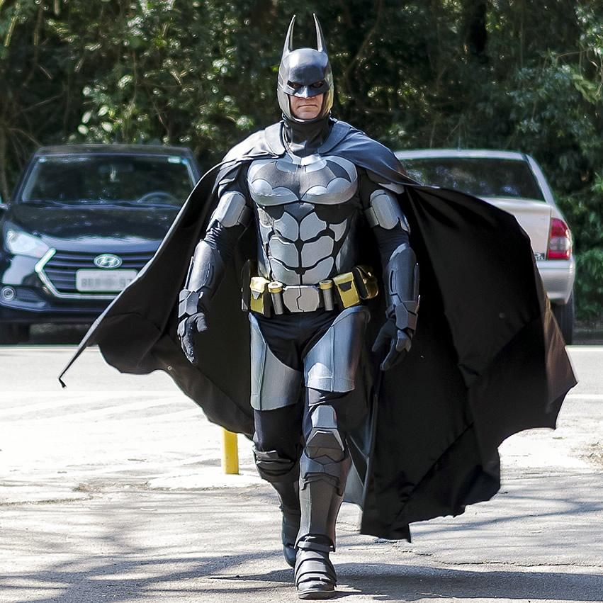 altevir frank batman de curitiba - Altevir Frank Batman de Curitiba - Cosplayer