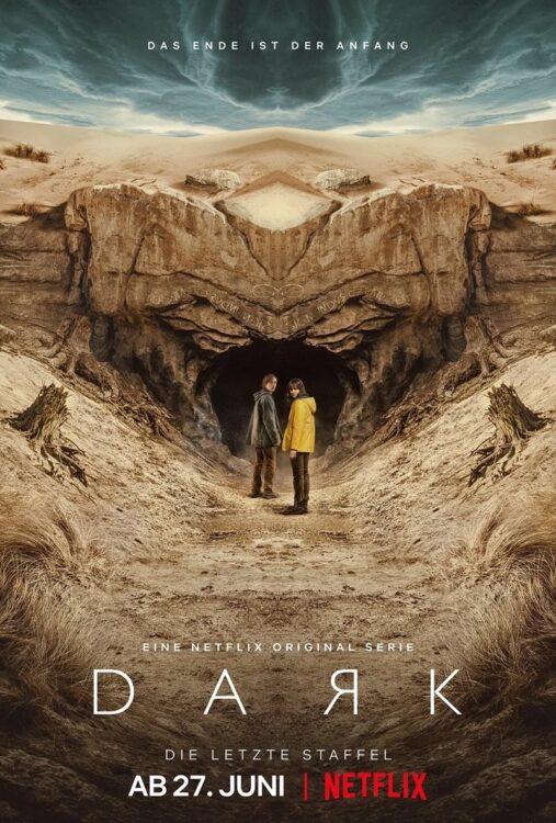 dark terceira temporada netflix 507x750 - DARK | Elenco e criadores se despedem da série da Netflix