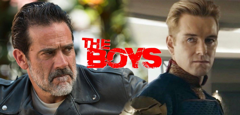 Jeffery Dean Morgan pode se juntar a terceira temporada de The Boys